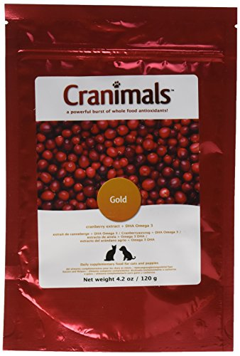 Cranimals Gold Herbal Supplement, 4.2 Ounce (Beta Dog Food Best Price)