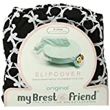 Zenoff Products My Brest Friend Marina Slipcover, Black and White Marina