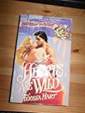 img - for Hearts Are Wild (Brides of the West) by Teresa Hart (1993-04-01) book / textbook / text book