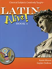 Students will be delighted by what they learn in each new chapter of Latin Alive!, Book One, and they will learn to see that Latin is everywhere around them. As the first text in a three-year series, it is a rigorous and thorough introduction...
