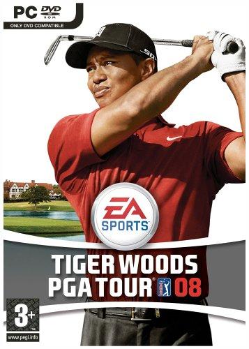 Tiger Woods PGA Tour 08 (PC DVD)