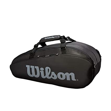 Wilson Tour 2 Comp Small Bolsa de tenis, Unisex