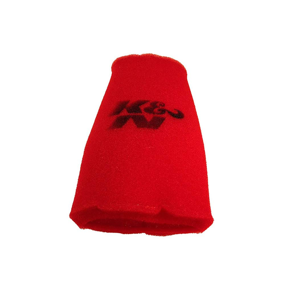 K/&N 25-1480 Red Oiled Foam Precleaner Filter Wrap For Your 3x2.5 Round Filter