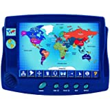 Discover the world map game toy amazon toys games scientific toys interactive around the world map gumiabroncs Image collections