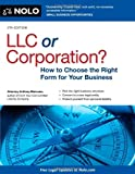 LLC or Corporation?, Attorney, Anthony Mancuso, 1413317472