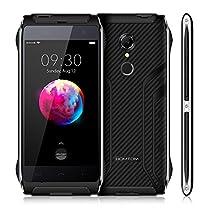 Homtom HT20 Pro Smartphone Libre, 4G Teléfono Inteligente(4.7 Pulgadas/ HD 1280 * 720 pixels Pantalla, MTK6753 Octa Core 1.3GHz, 3GB RAM + 32GB ROM, Android 6.0, 16.0MP Cámara Trasera + 8.0MP Cámara Frontal, Bluetooth 4.0, Dual SIM)