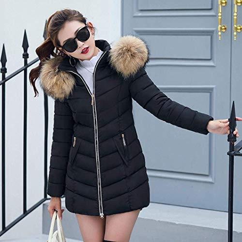 Facile Manteau Fourrure avec Capuchon Longues Doudoune Sp Hiver Chaud Femme x0fnUqRw55