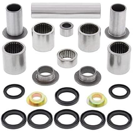 Amazon com: Rear Suspension Linkage Bearings and Seals Kit Yamaha