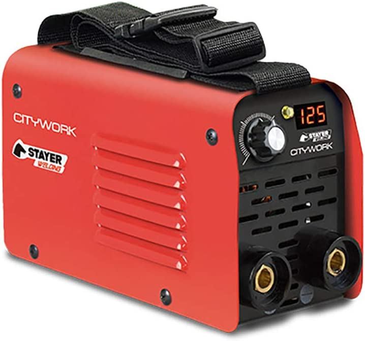 Soldador inverter Stayer Citywork 125A