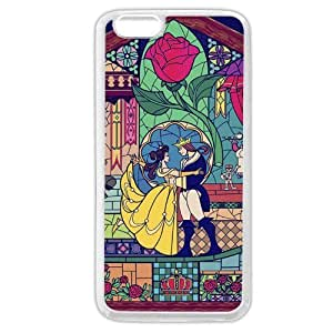 Disney Tangled Princess Rapunzel Frosted Phone Case; Cover For Samsung Glass S4 Cover - Black
