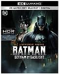 Cover Image for 'Batman: Gotham by Gaslight [4K Ultra HD + Blu-ray + Digital]'