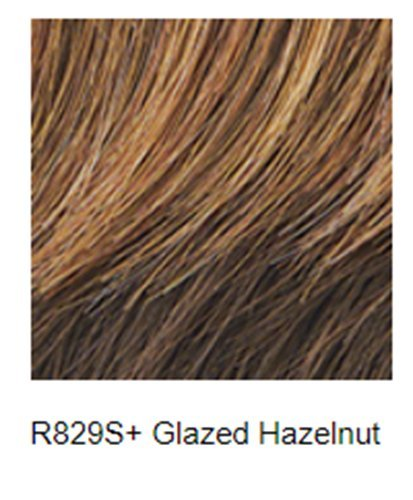 Textured Cut Wig  Color R56/60 SILVER MIST - Hairdo Wigs Short Feathered Modern Tru2Life Heat Friendly Synthetic Wispy Bang