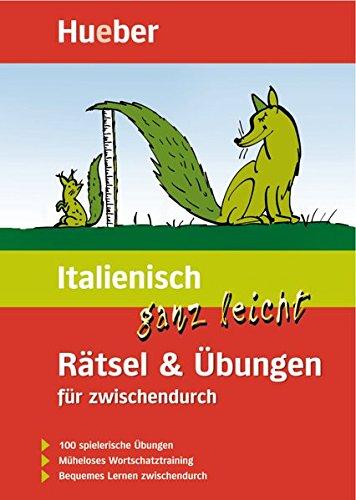 Italienisch Ganz Leicht Rätsel And Übungen Für Zwischendurch  Buch  ... Ganz Leicht Rätsel Und Übungen