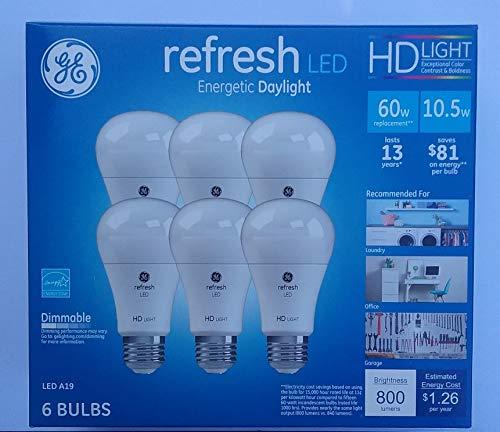 Ge Led Light Bulbs 5000K