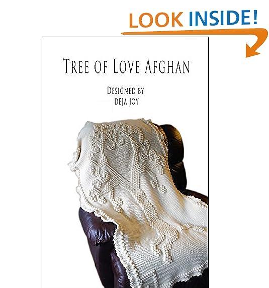 Heirloom crochet patterns amazon tree of love heirloom afghan dt1010fo