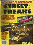 img - for Car Craft Street Freaks Magazine Volume 2# 1 book / textbook / text book