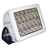 GoLight GXL LED Flood Light, Fixed Mount, Marine Grade, White Review