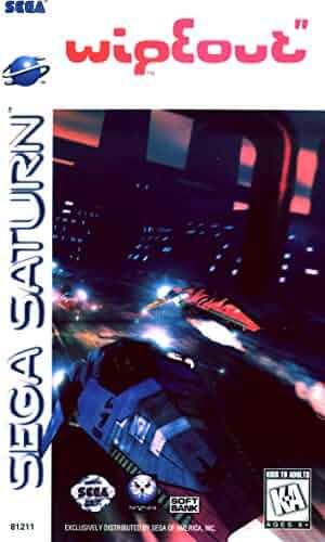 Amazon.com: WipeOut - Sega Saturn: Unknown: Video Games