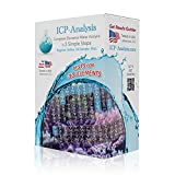 ICP Analysis 33 Elemental Water Test Kit - Single Sample Kit