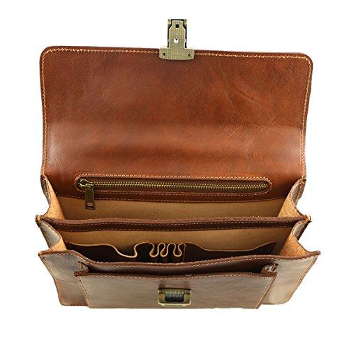 Bag handle Top Tuscany Black Men's Mega qISPW