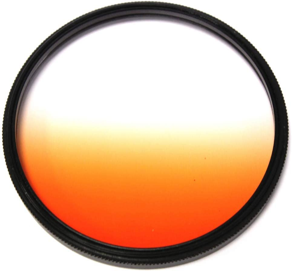 /Orange Photography Lens Filter 67/mm Cablematic/