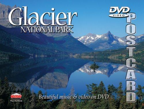- Glacier National Park DVD Postcard