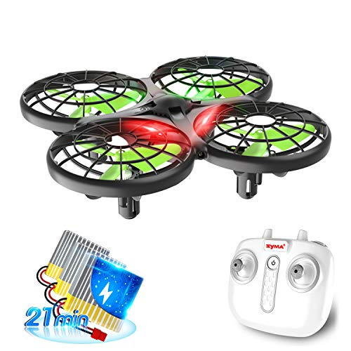 Loolinn | Drone for kids – Mini Drone, Indoor RC Drones with Auto Anti-Collision Technology / 360° Flip / 30 Minutes…