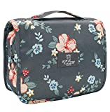 Portable Hanging Travel Toiletry Bag Waterproof Makeup Organizer Cosmetic Bag Pouch For Women