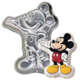 Wilton Cake Pan - Mickey Mouse (RETIRED) Review and Comparison