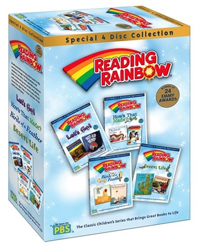 Reading Rainbow Favorites [DVD] [Import] B000GNOSAO