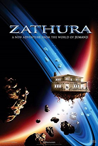 ZATHURA - (2005) Original Authentic Movie Poster 27x40 for sale  Delivered anywhere in USA