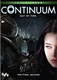 In season four of Continuum, Kiera Cameron (Rachel Nichols, Criminal Minds, Alias) and the mysterious time traveler, Brad Tonkin (Ryan Robbins, Falling Skies, The Killing) must battle the Future Soldiers who arrived in a flash of light in the...