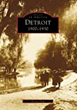 Detroit, Richard Bak, 0738533726