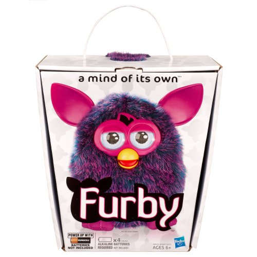Hasbro A Furby Purple dp BCOQ