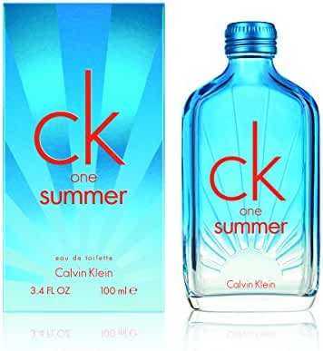 Calvin Klein One Summer Eau De Toilette, 3.4 oz.