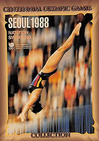1988 Seoul Trading Card (Olympic Games Poster, South Korea ...