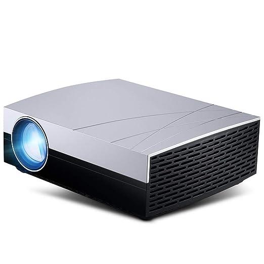 Mini Proyector Portátil LCD 3800 Lúmenes Proyector LED HD 1080P ...
