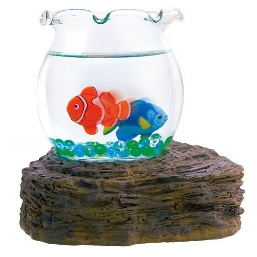 Warm Fuzzy Toys Magnetic Fish Bowl ()
