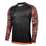 #4: Kelme Goalkeeper Jersey 2016 Summer Sleeve Professional Training Shirt