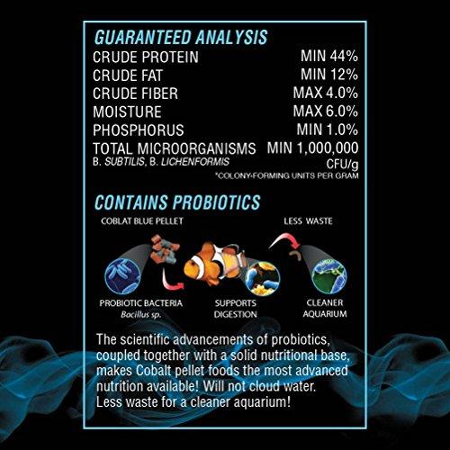 Pictures of Cobalt Aquatics 10 oz Mysis Spirulina Pellet 23239 7