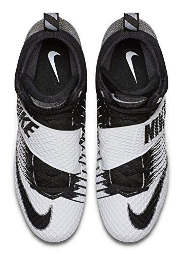 Nike Herren Lunarbeast PRO TD Fußballschuh Weiß / Schwarz-Schwarz