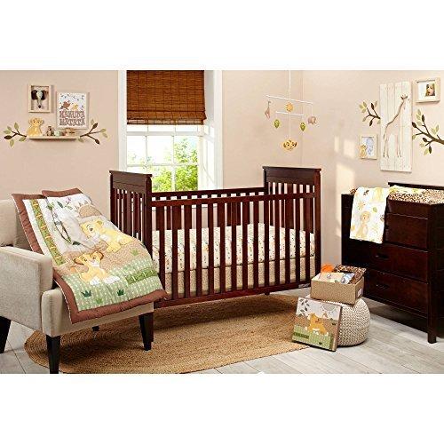 Lion King Under the Sun Crib Bedding Set, 4-Piece - Ella Crib Bedding Set