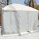 F. Corriveau International Winter Shelter Only, Made for Gazebo 10 x12 White