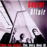 Time for Action : The Very Best of Secret Affair