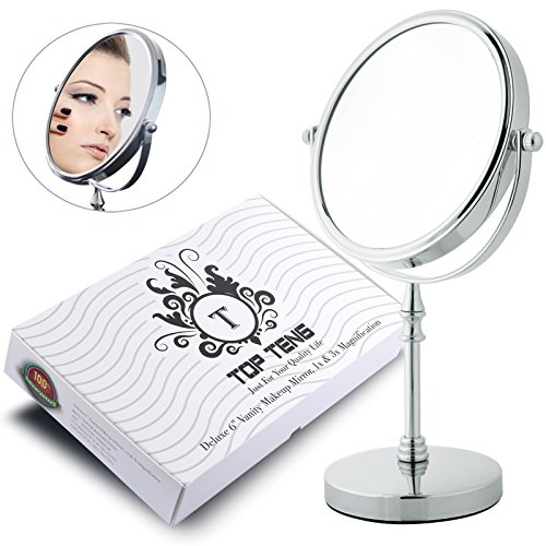 TOP Double Sided Magnification Countertop Beautiful