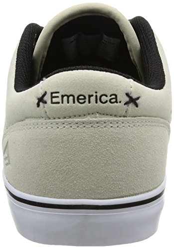 Emerica The Herman G6 Vulc White blanco