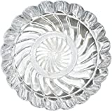 Baccarat Volute Ashtray/Butter Chip
