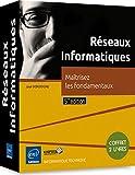 Réseaux Informatiques - Coffret de 2 livres - Maîtrisez les fondamentaux (5ième  édition)