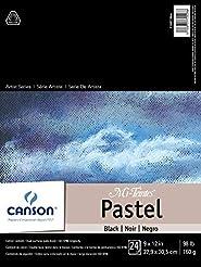 Canson Mi-Teintes Pastel Paper Pad, Dual...