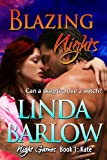 Blazing Nights, Linda Barlow, 0989307034